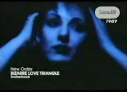 New Order Bizarre Love Triangle Video 59